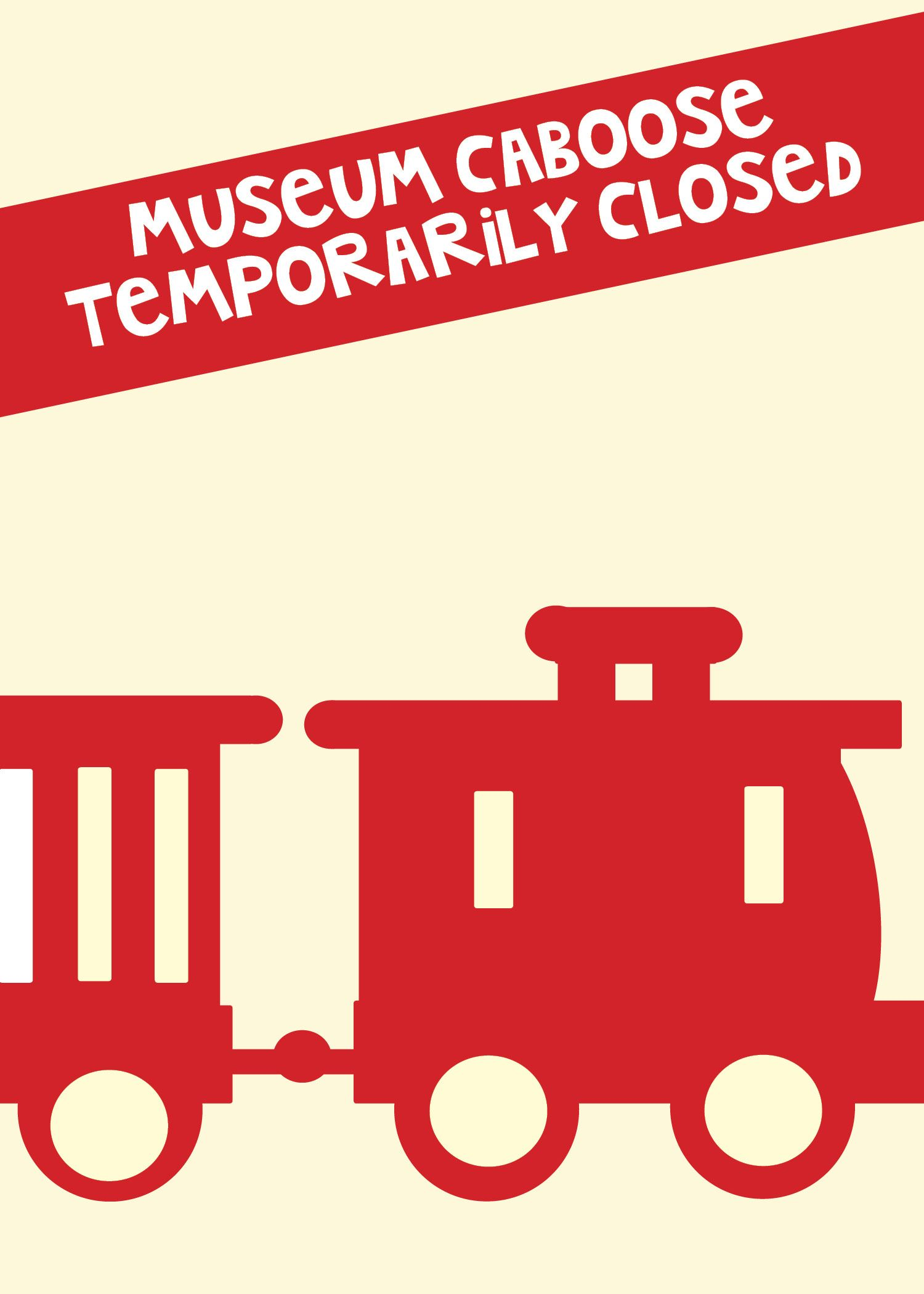 caboose closed