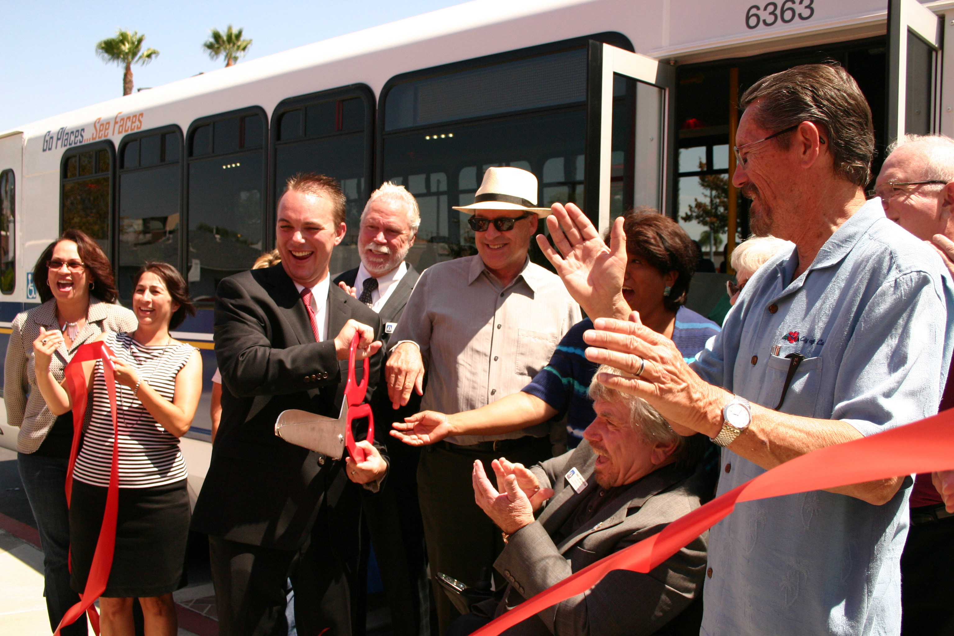 La Habra Grand Opening Ribbon Cutting